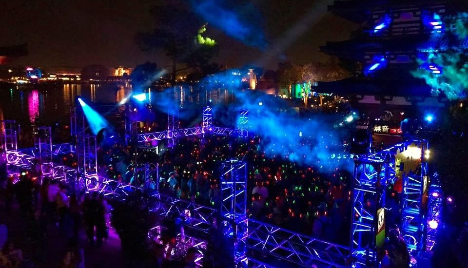 Silent Party USA - Outdoor Events